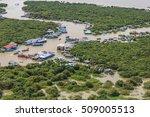 Floating Village Of Tonle Sap...