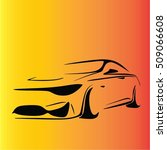 sport car vector | Shutterstock .eps vector #509066608