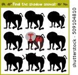 educational games for children  ... | Shutterstock .eps vector #509104810