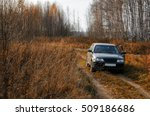Unattended Abandoned Car In Th...