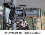 professional digital video... | Shutterstock . vector #509186800