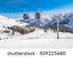 obersdorf  germany   februar 22 ... | Shutterstock . vector #509225680
