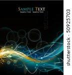 eps10 fantasy background | Shutterstock .eps vector #50925703