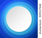 graphic circle background ... | Shutterstock .eps vector #509317048
