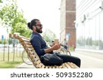 people  technology  travel and... | Shutterstock . vector #509352280