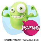 3d illustration gym fitness... | Shutterstock . vector #509361118