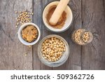 miso paste | Shutterstock . vector #509362726