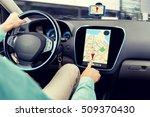 transport  road trip  car... | Shutterstock . vector #509370430
