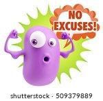 3d illustration gym fitness...   Shutterstock . vector #509379889