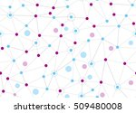 large seamless abstract... | Shutterstock .eps vector #509480008