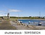 port logan   scotland | Shutterstock . vector #509558524