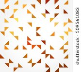 awesome seamless pattern with... | Shutterstock .eps vector #509561083