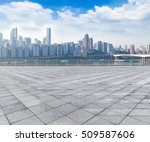 cityscape and skyline of... | Shutterstock . vector #509587606
