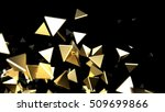 3d rendering close up... | Shutterstock . vector #509699866