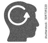 refresh head memory grainy...   Shutterstock .eps vector #509739220