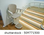 Automatic stair lift.