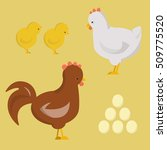 vector illustration of a... | Shutterstock .eps vector #509775520
