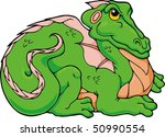 froggy dragon.  you would be... | Shutterstock . vector #50990554