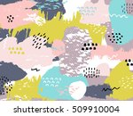 abstract creative background... | Shutterstock .eps vector #509910004
