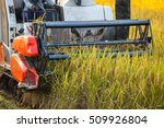 Harvesters For Rice Harvesting...
