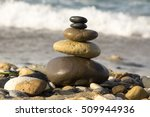 harmony and balance  poise... | Shutterstock . vector #509944936