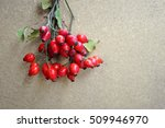 Red Natural Rosehips