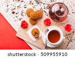 chinese mid autumn festival... | Shutterstock . vector #509955910
