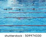 municipal swimming pool. a...   Shutterstock . vector #509974330