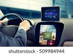 transport  business trip ... | Shutterstock . vector #509984944