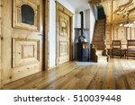 Mountain Chalet Wooden Interior