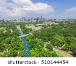 Aerial View Downtown From...