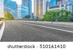 inner city highway in china. | Shutterstock . vector #510161410