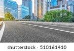 inner city highway in china. | Shutterstock . vector #510161410
