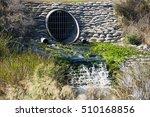 Water Flood Control Gate  San...
