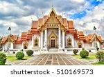 wat benchamabophit or the... | Shutterstock . vector #510169573
