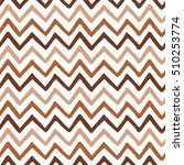 geometric seamless zigzag... | Shutterstock .eps vector #510253774