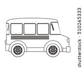 transportation vehicle design   Shutterstock .eps vector #510265333