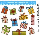 find two the same pictures ...   Shutterstock .eps vector #510269650