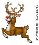 A Happy Cute Cartoon Christmas...