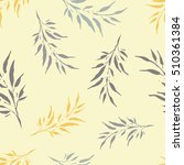 seamless vector background with ... | Shutterstock .eps vector #510361384