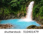 waterfall costa rica | Shutterstock . vector #510401479