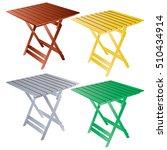 table vector | Shutterstock .eps vector #510434914