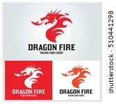 Dragon Fire Logo Design...