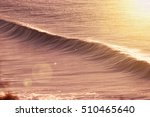 An Ocean Swell Approaches The...