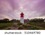 Nauset Lighthouse Purple Sunse...