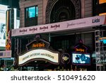 Hard Rock Cafe Times Square By...