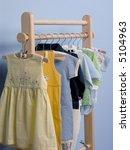 clothes hanger | Shutterstock . vector #5104963