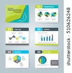 presentation template... | Shutterstock .eps vector #510626248