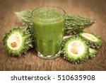 Herbal Juice Of Green Momodica...