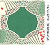 vector logo holdem poker ... | Shutterstock .eps vector #510679753